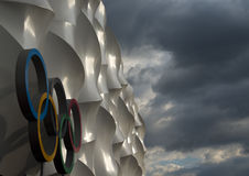 London 2012. Olympic Basketball Arena Royalty Free Stock Photo