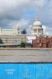 London 2012 Lizenzfreie Stockfotografie