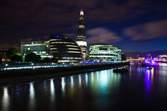 London 2012, The Shard Royalty Free Stock Image