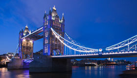 London  2012, Tower Bridge Stock Photo