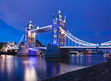 London  2012, Tower Bridge Royalty Free Stock Photos