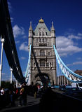 London 206. This is Tower bridge in London Royalty Free Stock Photos