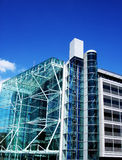 London 260. This is a ultra modern office building, in London Royalty Free Stock Photo