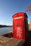 вызывать london Стоковая Фотография RF