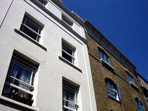London 45. This is a set of flats in London Stock Photo