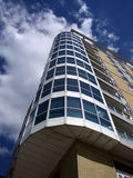 London 471. This is one of many residential  buildings in London's Docklands Royalty Free Stock Images