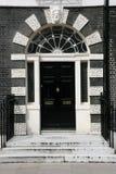 дверь london Стоковое Фото