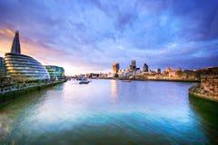 London Royaltyfri Fotografi