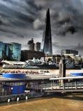 London 2016 Arkivbild