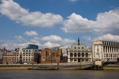 London. City of london/uk/europe Royalty Free Stock Photography