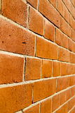 in london      abstract    texture of a ancie  ruined brick Stock Photography