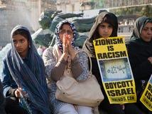 London Al-Quds march Stock Images