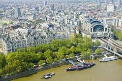 London-Ansicht Lizenzfreies Stockfoto