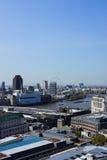 London - Ansicht von St Paul Kathedrale Lizenzfreie Stockbilder