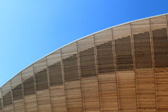 LONDON - APRIL 5. The new Queen Elizabeth Olympic Park Royalty Free Stock Photography