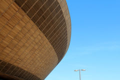 LONDON - APRIL 5. The new Queen Elizabeth Olympic Park Royalty Free Stock Images