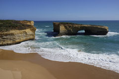 London Arch, Great Ocean Road Royalty Free Stock Images