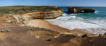 London Arch, Great Ocean Road Royalty Free Stock Photography