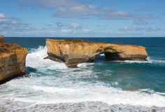 London Arch, Port Campbell National Park, Victoria, Australia Stock Photo