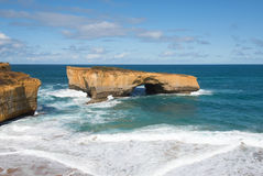 London Arch, Port Campbell National Park, Victoria, Australia Stock Photography
