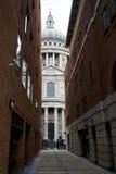 London-Architektur, St.-pauls Lizenzfreie Stockbilder