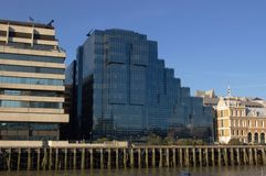 London architektury Obrazy Stock