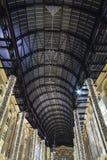 London arkitektur Arkivbild