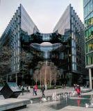 London arkitektur Fotografering för Bildbyråer