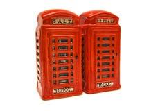 London-Aufrufkästen lizenzfreies stockbild