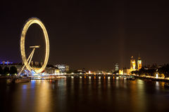 London-Auge. Stockbilder