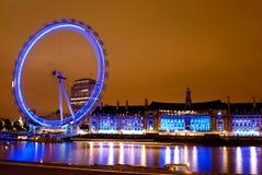 London-Auge Stockfoto