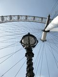 London-Auge, Großbritannien Stockfotografie