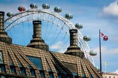 London-Auge von weit Lizenzfreies Stockbild