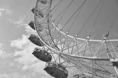 London-Augen-Hülsen lizenzfreies stockbild