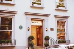 LONDON - 24. AUGUST 2017: Abbey Road-Tonstudios Stockbild