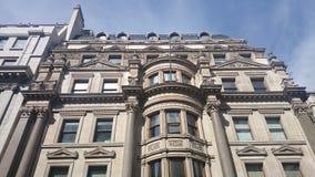 London-Bürogebäude Lizenzfreie Stockfotos