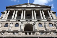 London Bank of England Royalty Free Stock Photos