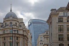 London, bank Royalty Free Stock Photography