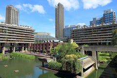 London Barbican Stock Image