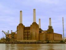 London Battersea Power Station Royalty Free Stock Photos