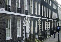 London Benennen Lizenzfreies Stockfoto