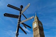 London, Big Ben Royalty Free Stock Image