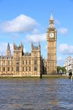 London - Big Ben Royalty Free Stock Photos