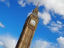 London Big Ben at 3:30 royalty free stock images