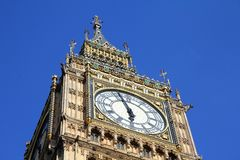London - Big Ben Stock Images