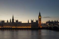 London Big Ben Stockbild