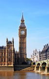 London Big Ben. A photography of the attraction Big Ben Stock Image