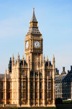 London Big Ben. A photography of the attraction Big Ben Stock Images