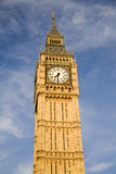 London - Big ben. In morning light Stock Image