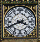 London Big Ben Clock Royalty Free Stock Photo